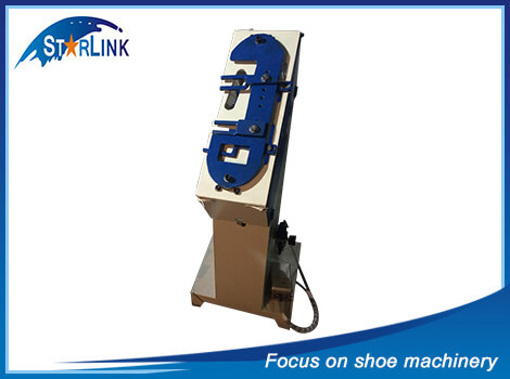 SLM-8-01 Semi- Automatic Flip Flop Strap Attaching Machine