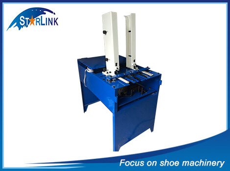 SLM-8-02 Automatic Flip Flop Strap Attaching Machine