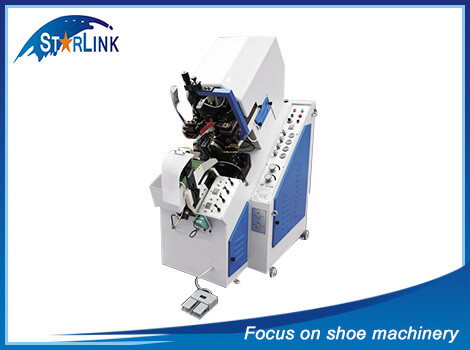 7 Pincer Toe Lasting Machine, SLM-3-01