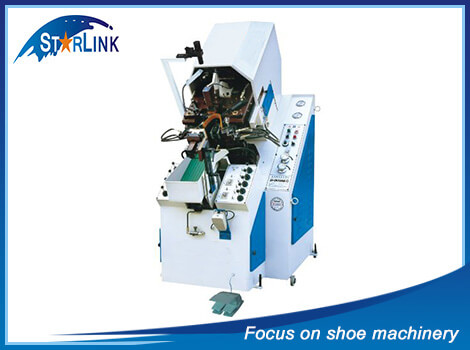 Automatic 9-Pincer Toe Lasting Machine, SLM-3-02