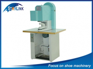 Automatic Fastener Riveting Machine For Shoelace Hook, SLM-2-16