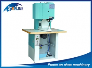 Automatic Fastener Riveting Machine For Mountaineering Shoes, SLM-2-17