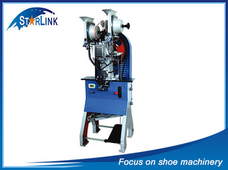 Automatic Double Side Riveting Machine, SLM-2-15