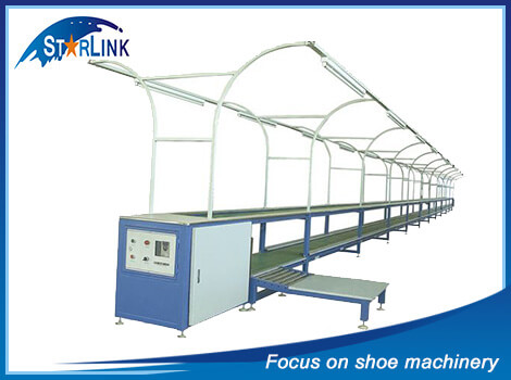 Double Layer Upper Production Line