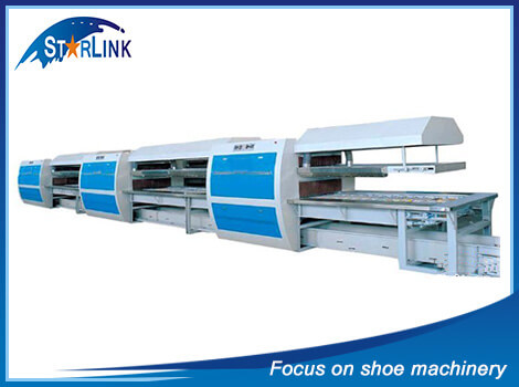 Computered Shoe Making Production Line, SLM-7-01