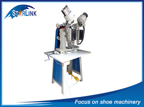 Double Head Eyelet Machine, SLM-2-08
