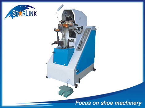 Heel Lasting Machine, SLM-3-05