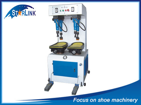 Hydraulic Sole Attaching Machine, SLM-4-02