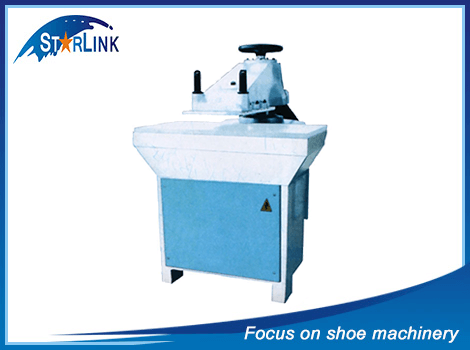 Hydraulic Swing Arm Cutting Machine, SLM-1-01