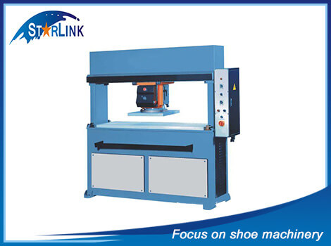 Hydraulic Swing Head Cutting Machine, SLM-1-04