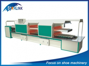 Nir Sole Sticking Production Line(Double), SLM-7-02