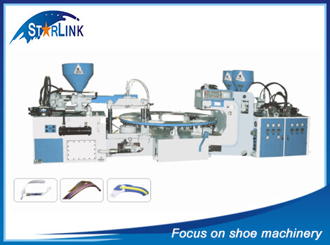 PVC Strip & Upper Injection Machine, SLM-6-08