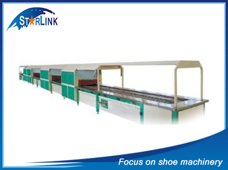 Sole-Sticking Production Line, SLM-7-03