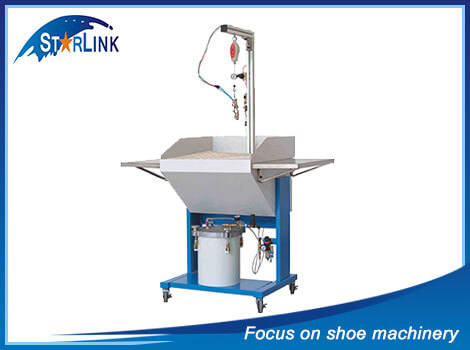 Spraying Machine, SLM-2-10