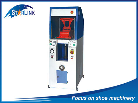 Universal Cover Type Sole Attaching Machine, SLM-4-04