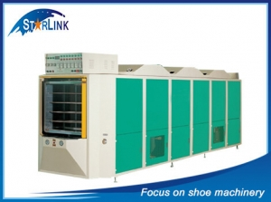 Vacuum Sulfur-Heating Molding Machine, SLM-5-05