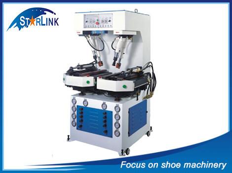 Walled Sole Attaching Machine, SLM-4-01