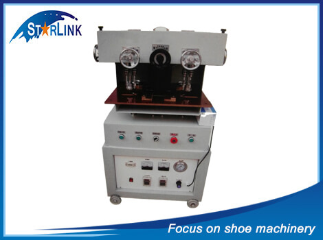 Semi- Automatic Sole Drilling Machine for EVA Flip-Flop Making, SLM-8-03